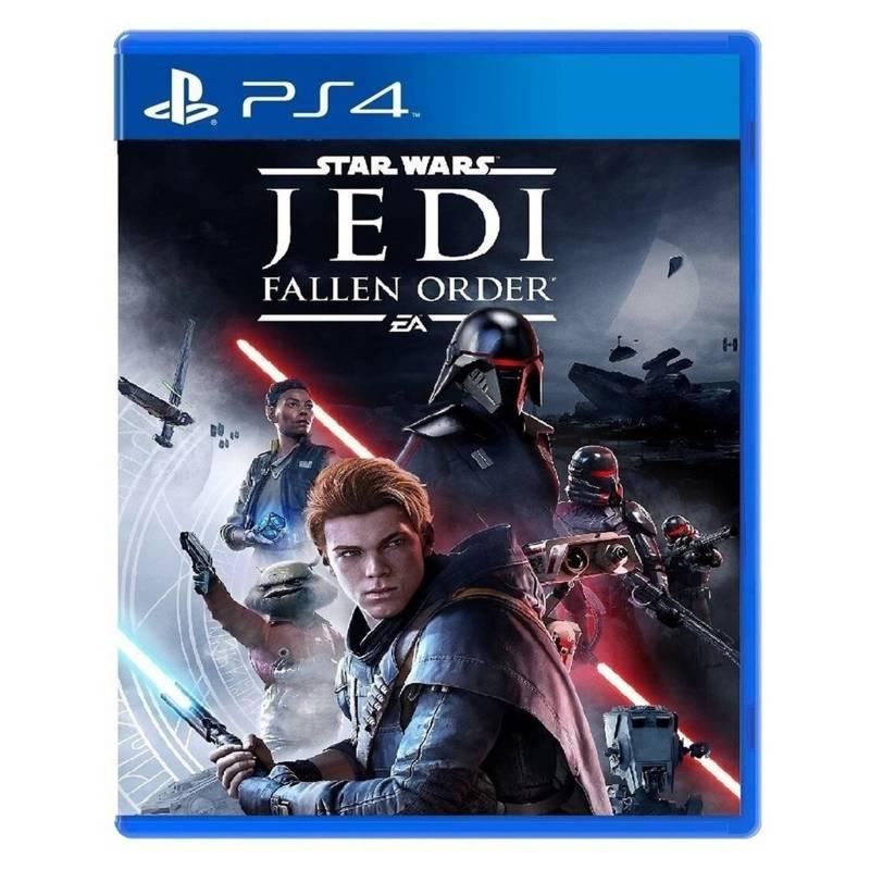 Sony - Videojuego Star Wars Jedi Fallen Order PS4
