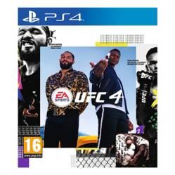 Electronic Arts - Videojuego UFC 4 PS4