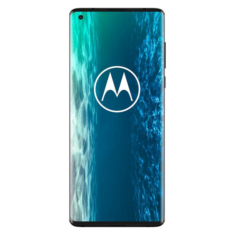 Motorola - Celular libre Edge Gris Mind Night 128GB 6GB