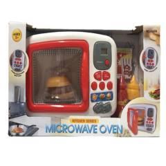 Shine - Microondas oven con luz y sonido