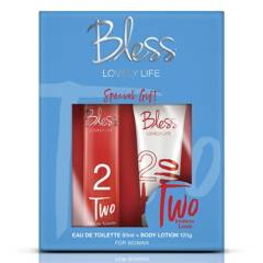 Bless - Cofre Two EDT 50ml