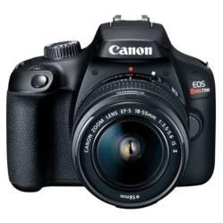 Canon - Cámara reflex REBEL T100