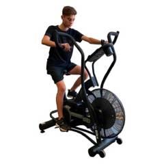 QUUZ - Bicicleta de aire profesional spinning