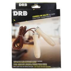 Dribbling - Cuerda de salto de cuero DRB