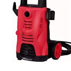 Ultracomb - Hidrolavadora 130 bar 360L/h 1600 W