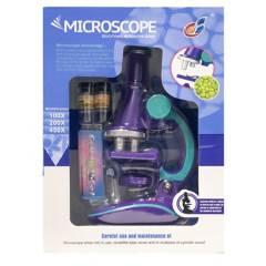 Kinderland - Microscopio juego de ciencia