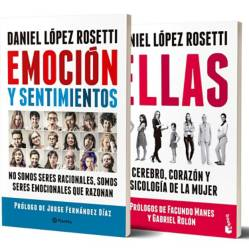 Planeta de libros Argentina - Pack x2 - Daniel López Rosetti