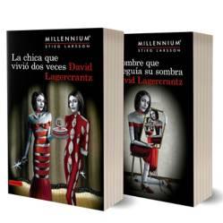 Planeta de libros Argentina - Pack x2 - Millennium David Lagercrantz