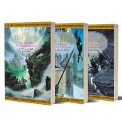 Planeta de libros Argentina - Pack x3 - El Señor de los Anillos
