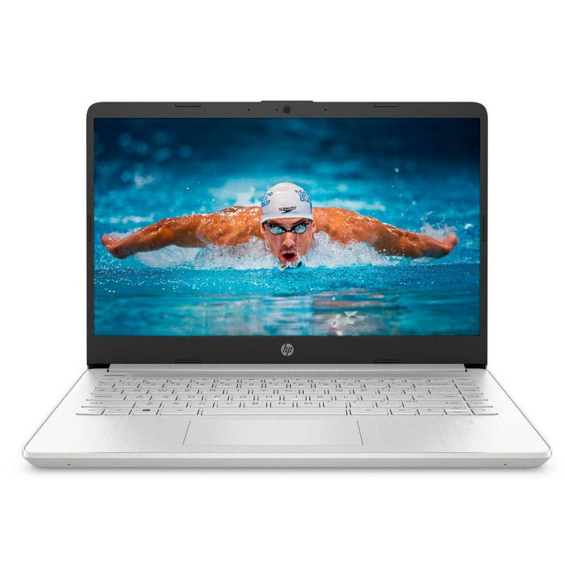"HP - Notebook 14"" Core i3 10ma 128 SSD + 8GB FHD Win10"