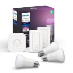 Philips - Hue kit de inicio white and colors 9.5 W