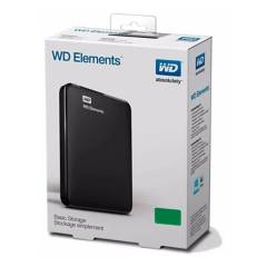Western Digital - Disco rígido 2TB portable