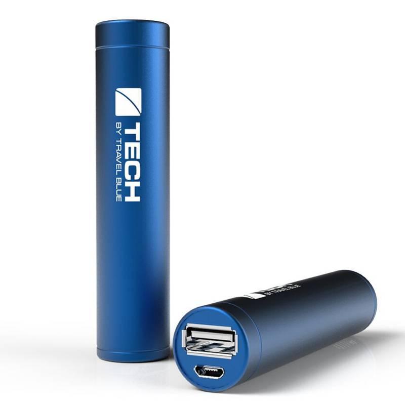 Travel Blue - Cargador portátil TB975 power bank 2600 mAh U