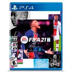 Sony - Videojuego FIFA21 PS4