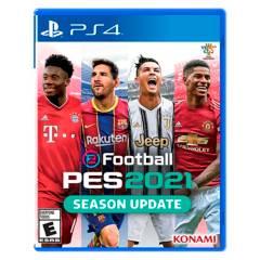 Sony - Videojuego PES 2021 PS4