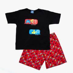 Federation -  Pijama estampado