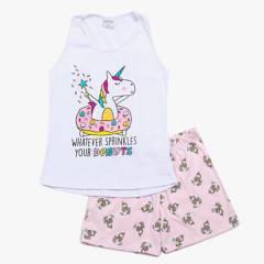 Yamp - Pijama Mermaid 2 a 8