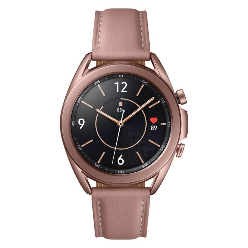 Samsung - Smartwatch Galaxy 3 SM-R850NZDAARO