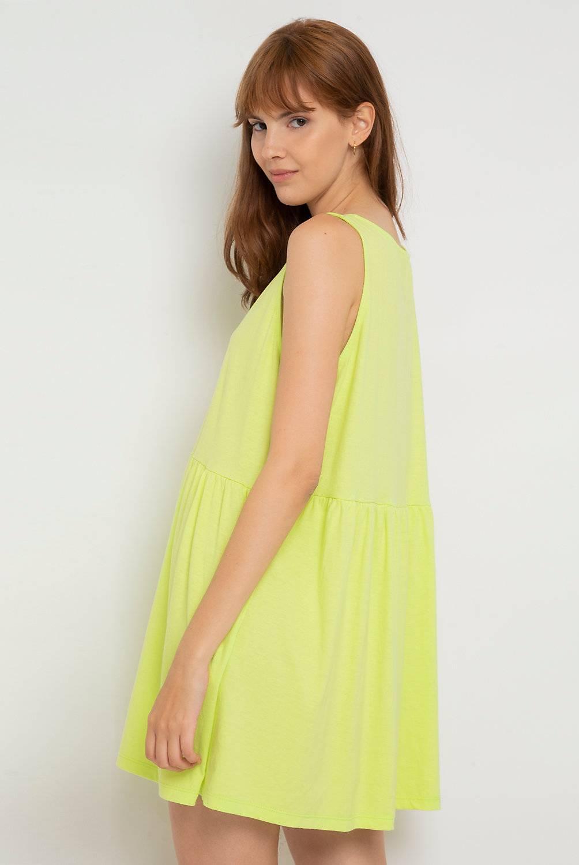 Sybilla - Vestido liso
