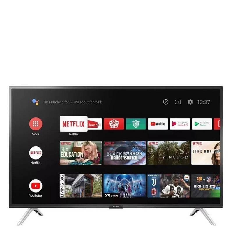 "HITACHI - Smart TV 40"" CDH-LE40SMART17 Full HD"