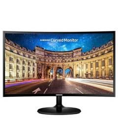 """Samsung - Monitor curvo gamer 24"""" F390 Full Hd HDMI"""