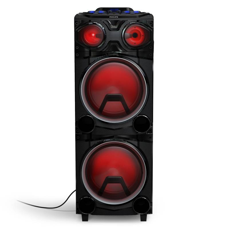 Philips - Torre musical TAX3705/77 200 W