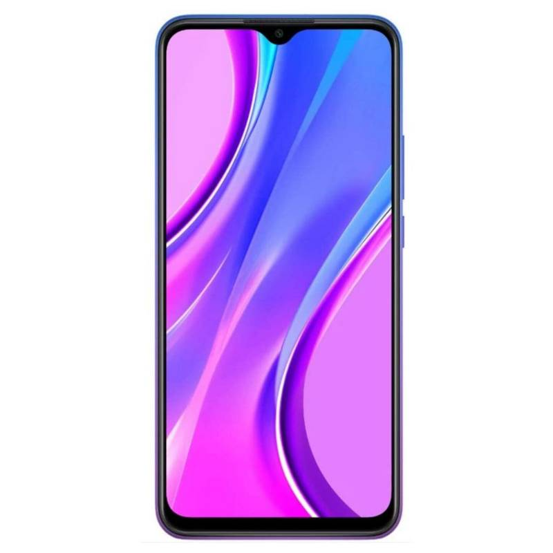 Xiaomi - Celular libre Redmi 9 4GB 64GB violeta