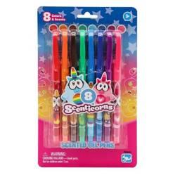 Scentos - Set por 8 bolígrafos perfumados