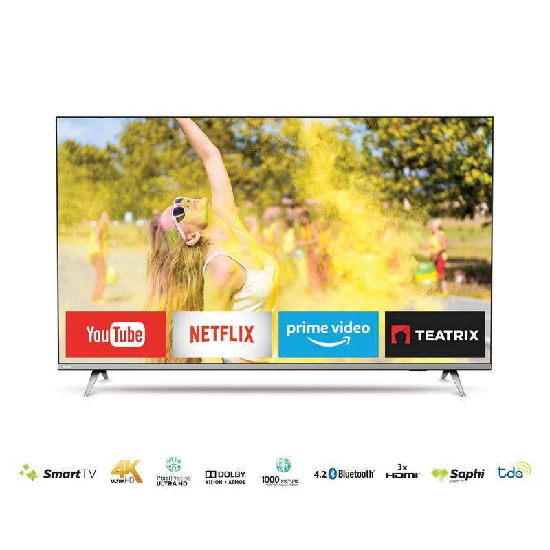 "Philips - Smart TV 55"" 55PUD6654/77 4K Ultra HD"