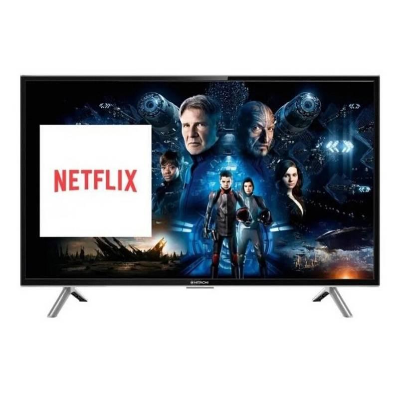 """HITACHI - Smart TV 32"""" Cdh-le32smart17 HD"""