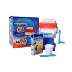 Generica - Máquina de helados