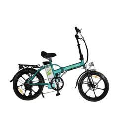 Ride Daily - Bicicleta eléctrica plegable 250W 13AH ID V