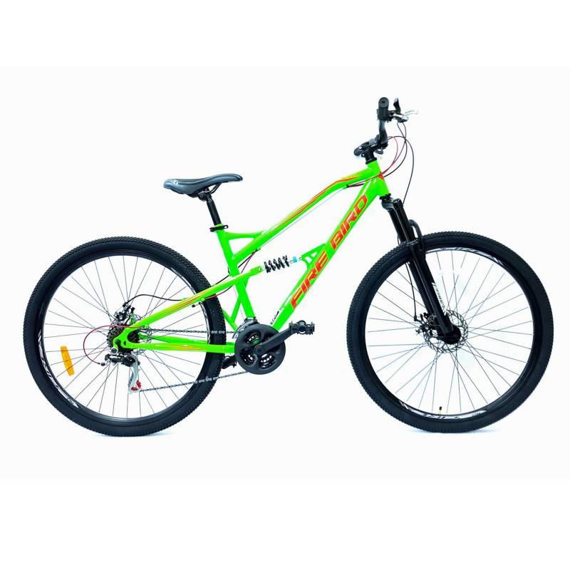 Firebird - Bicicleta Fire Bird doble suspensión R29