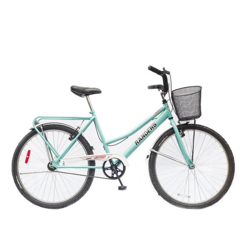 Randers - Bicicleta de paseo BKE-300