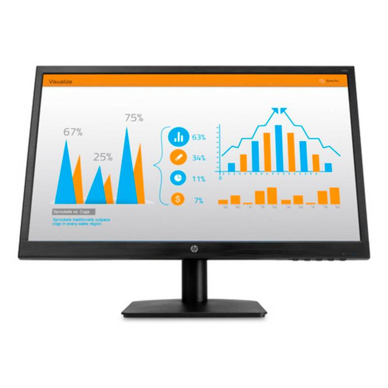 "HP - Monitor N223 LED 21.5"" negro 100V/240V"