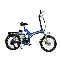 Ride Daily -  Bicicleta eléctrica plegable ID 2V 250W 13AH