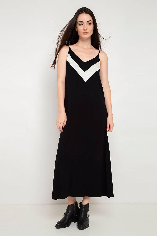 Basement - Vestido escote v