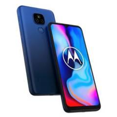 Motorola - Celular libre E7 Plus Blue 64GB 4GB