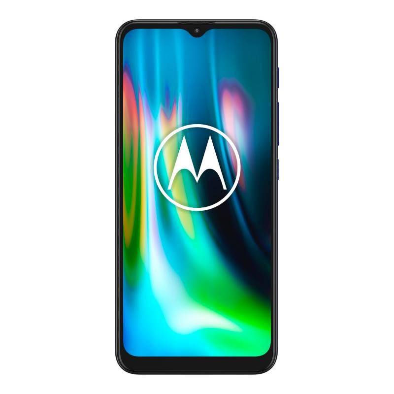 Motorola - Celular libre G9 Play Blue 64GB 4GB RAM