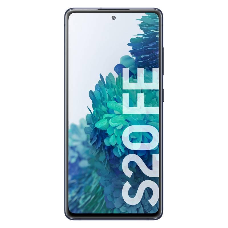 Samsung - Celular libre S20 Fe Azul 128GB 6GB RAM