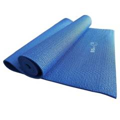 BSFit - Colchoneta mat yoga 6 m pilates enrollable matt
