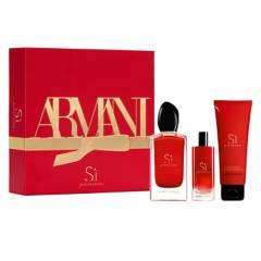 Armani - Cofre Si Passione EDP 100 ml + EDP 15 ml + body lotion 75 ml