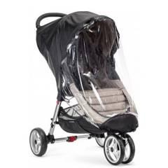 Baby Jogger - Cobertor de lluvia city mini zip