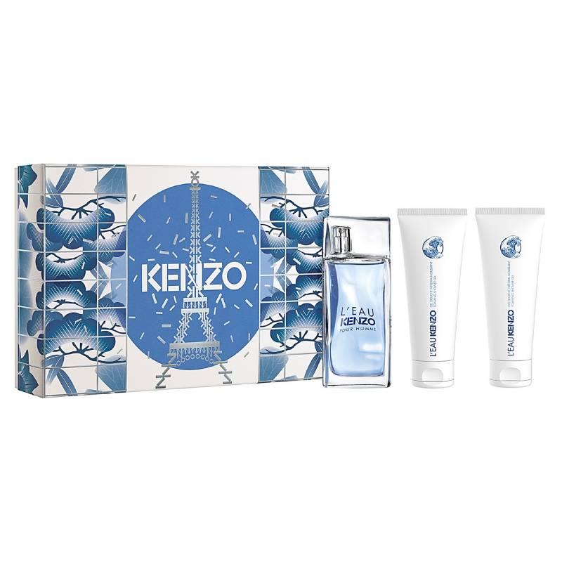 Kenzo - Cofre L'Eau Par Pour Homme 50 ml + 2 shower gel 75 ml