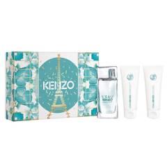 Kenzo - Cofre L'Eau Par Pour Femme 50 ml + 2 shower gel 75 ml