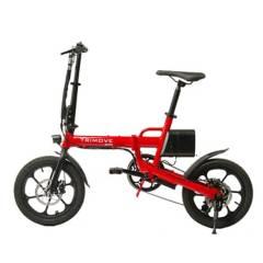 Trimove - Bicicleta eléctrica cj ebike folding