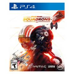 Sony - Videojuego Star Wars Squadrons PS4