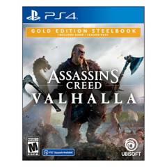 Sony - Videojuego Assassin's Creed Valhalla PS4