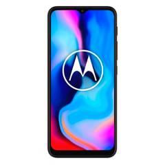 Motorola - Celular libre E7 Plus Naranja 64GB 4GB RAM