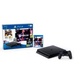 Sony - Playstation PS4 + videojuego FIFA 21